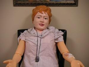 Edna The Skills Practice Manikin